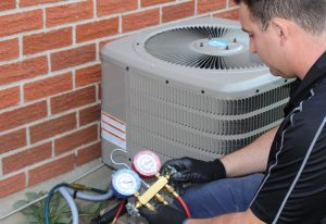 Air conditioner repair & installation