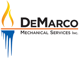 Demarco Mechanical Logo