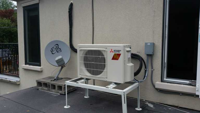ductless system air conditioner