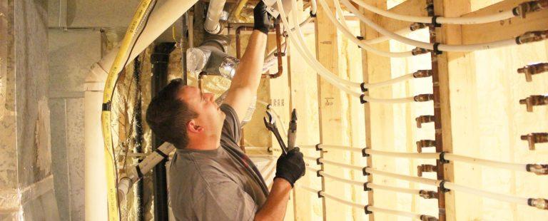 HVAC maintenance and installation