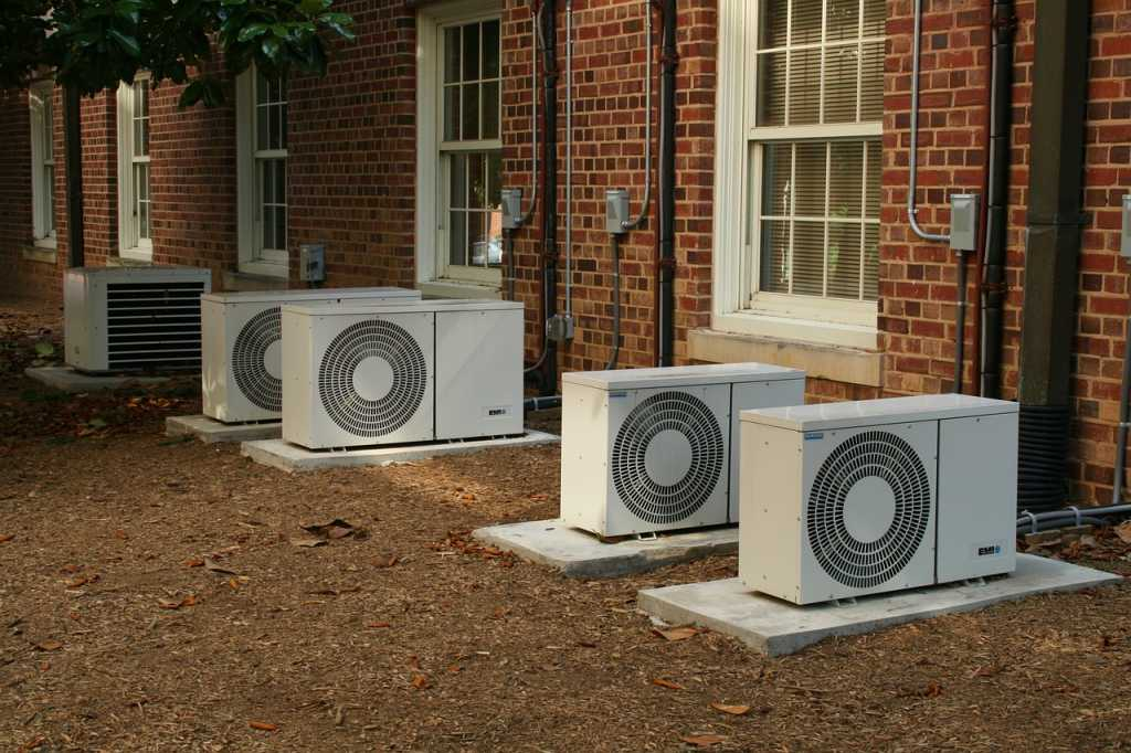 Ductless A/C Systems