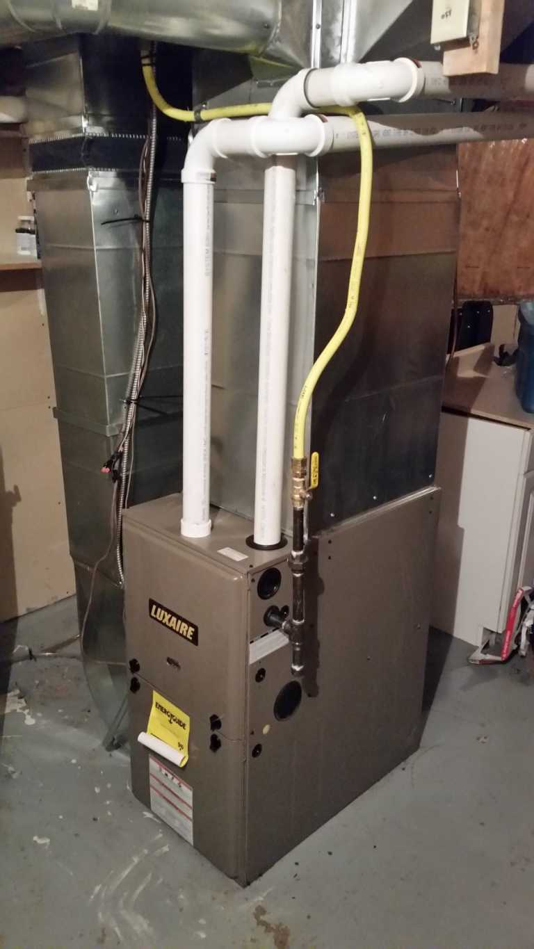 2 stage luxaire furnace repair