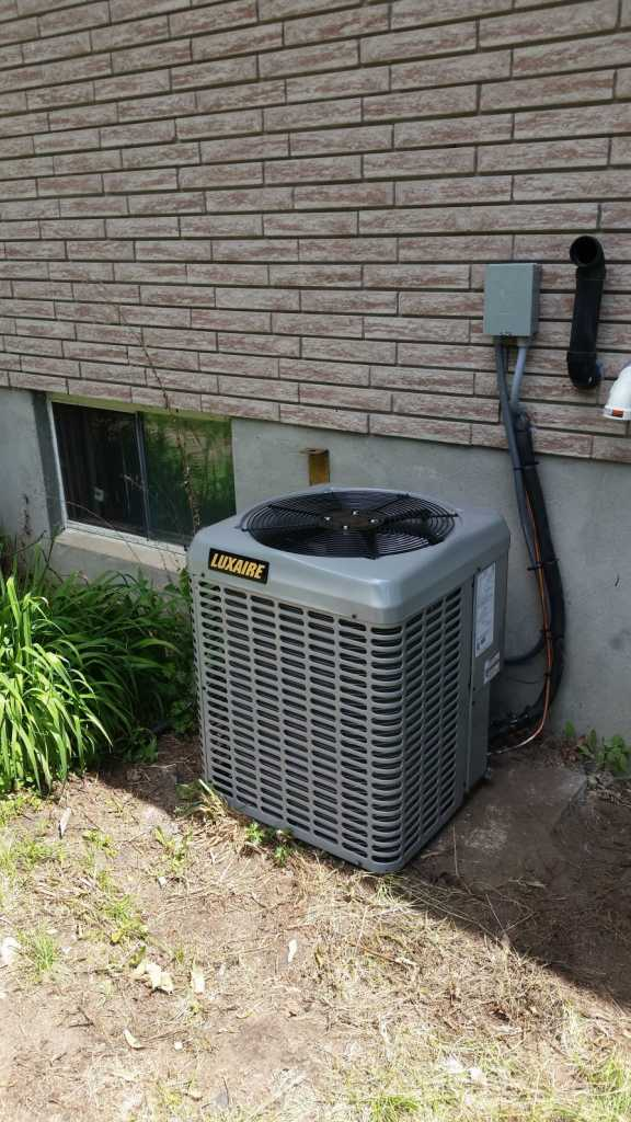 professional a/c replacement in Toronto