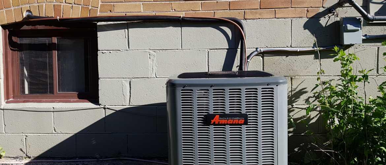 Amana AC system