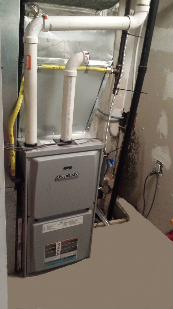 Aire-flo HVAC system