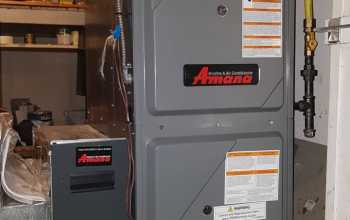Amana Furnace Installation in Toronto Home