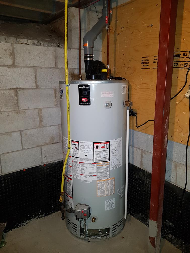 Bradford white boiler repair