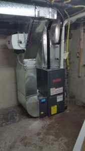 FURNACE INSTALLATION AFTER 2