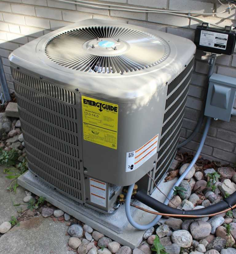 air conditioning replacement in Toronto
