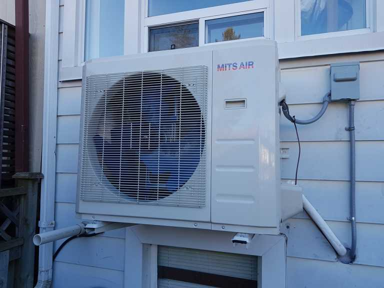 Mits Air Conditioner replacement