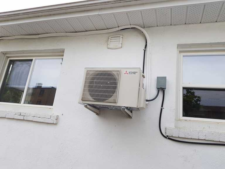 AC installation in Toronto