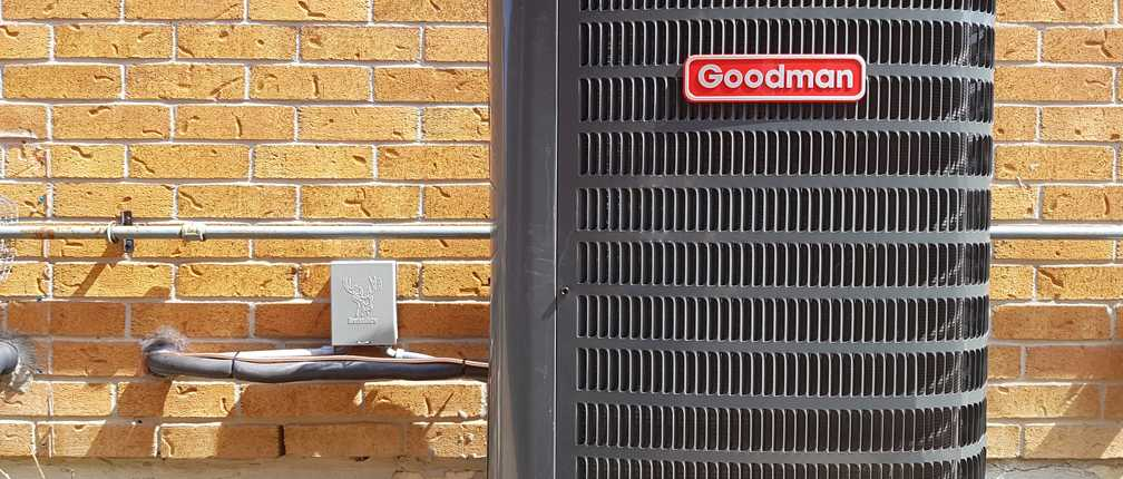Goodman Air Conditioner System