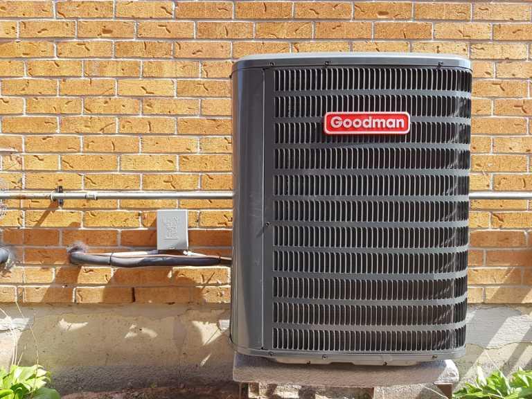 Goodman Air Conditioner System