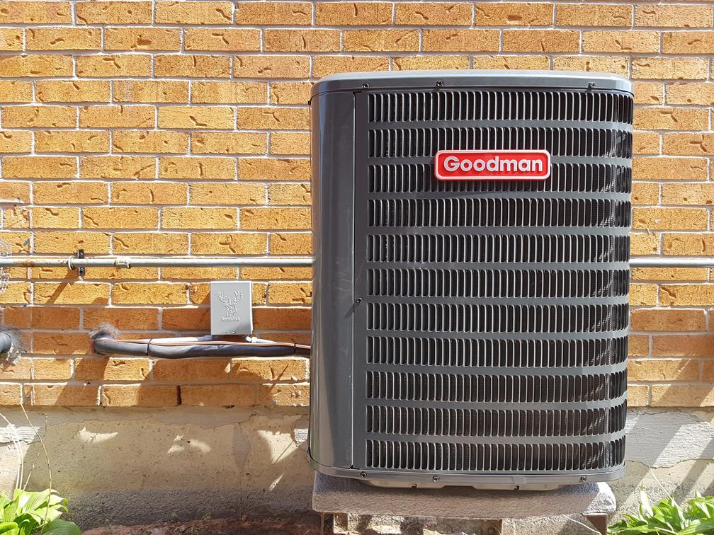 Goodman Air Conditioner Installation