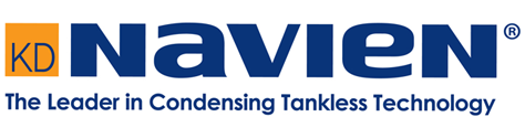 Navien heating and air conditioning logo