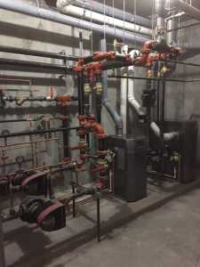 Hydronic Heating System Toronto