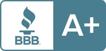 BBB-A-plus logo