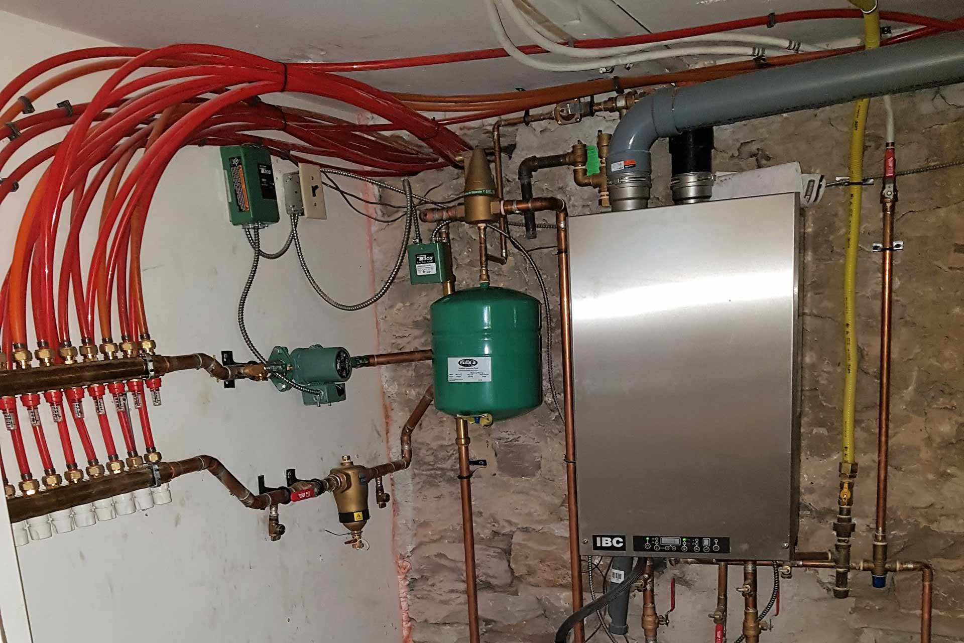 What Does a Boiler Service Involve?